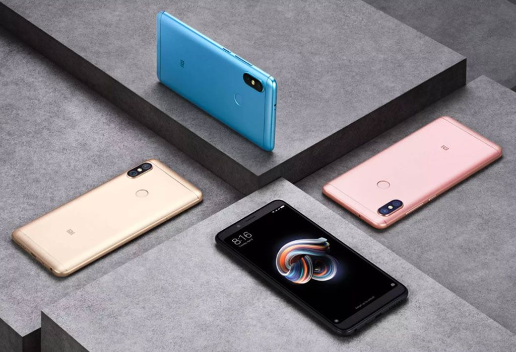 Xiaomi Redmi Note 5 pro 3Gb/32Gb (Золотой)